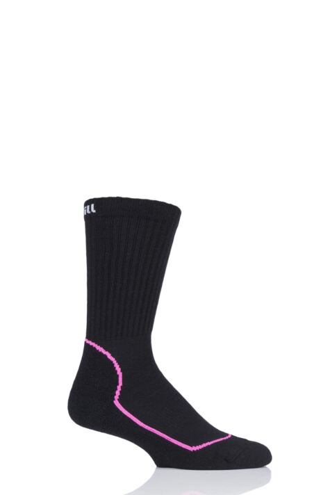 "Mens and Ladies 1 Pair UpHill Sport ""Suomu"" Mountain 4 Layer H5 Socks Product Image"