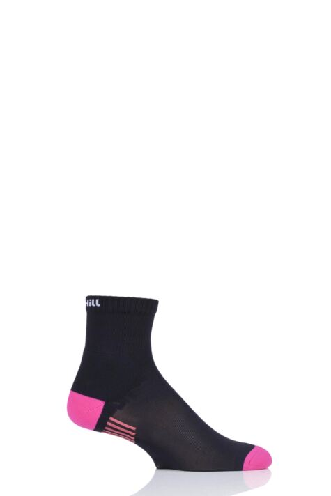 "Mens and Ladies 1 Pair UpHill Sport ""Trail"" Running L1 Socks Product Image"
