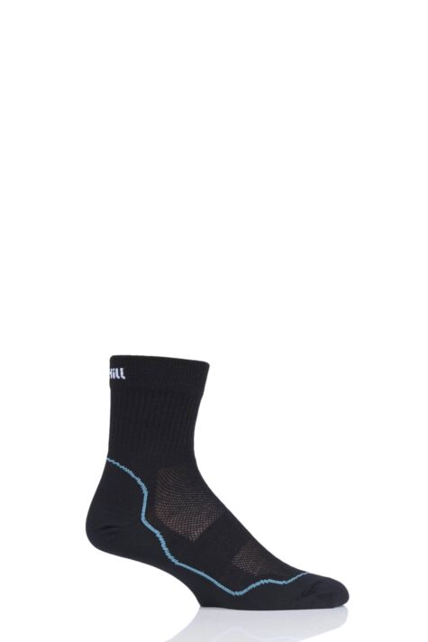 "Mens and Ladies 1 Pair UpHillSport  ""Frost Trail"" Running L3 Socks Product Image"
