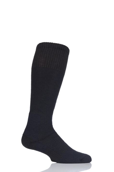 Mens and Ladies 1 Pair Thorlos Extreme Cold Cushioned Ski Socks Product Image
