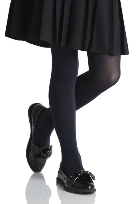 7fc6c7ceeb9 Girls Falke Pure Matt 80 Denier Tights from SockShop