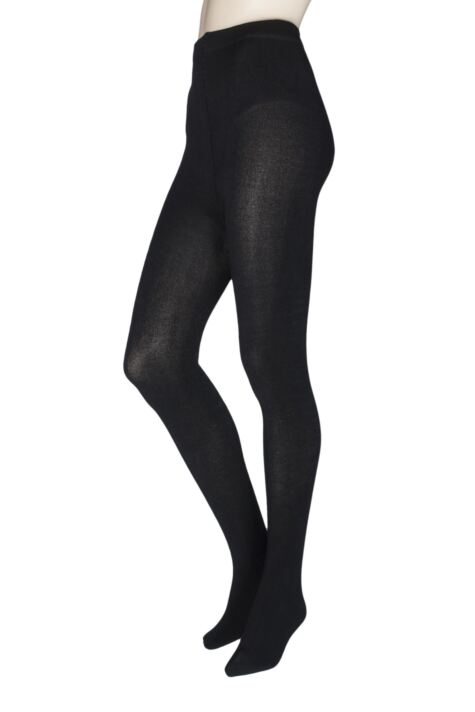 Ladies 1 Pair Elle Brushed Inside Bamboo Tights Product Image