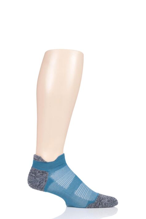 Feetures 1 Pair Elite Light Cushion Trainer Socks Product Image