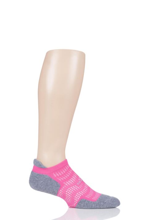 Feetures 1 Pair High Performance 2.0 Light Cushion Trainer Socks Product Image