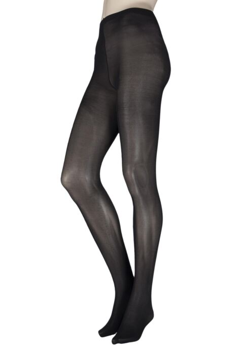 Ladies 1 Pair Elle 40 Denier Opaque Tights Product Image
