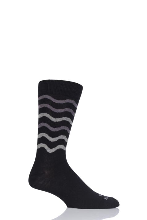 Mens and Ladies 1 Pair Healthy Seas Organic Cotton Socks Product Image