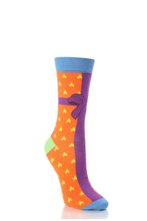 Ladies 1 Pair SockShop Dare To Wear Socks - Presents Product Image