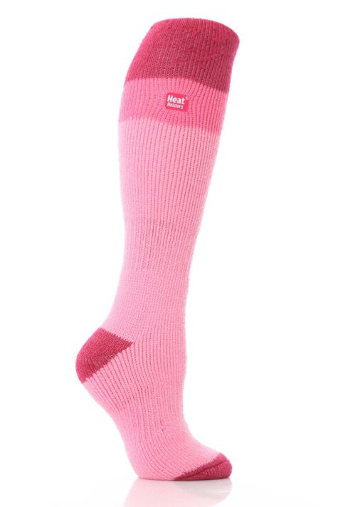 Ladies 1 Pair SockShop Ski Heat Holders Thermal Socks Product Image