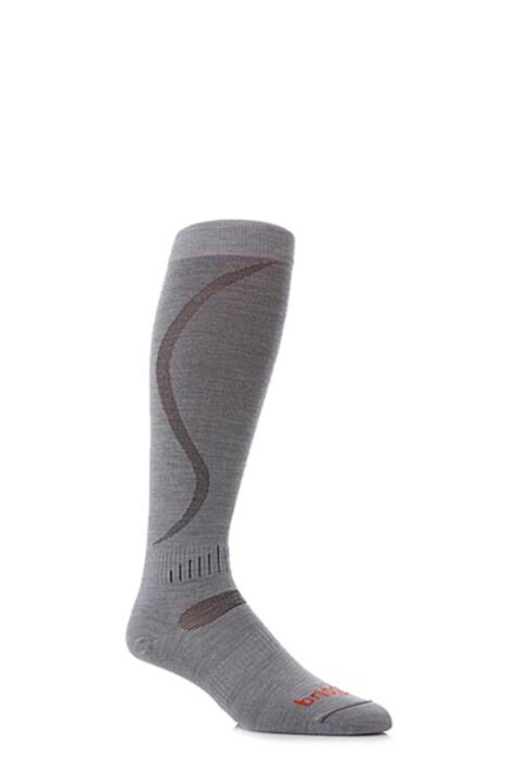 Mens and Ladies 1 Pair Bridgedale Ultra Fit Ski Socks Product Image