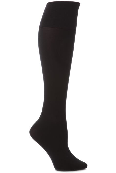 Ladies 1 Pair Charnos 60 Denier Knee Highs Product Image