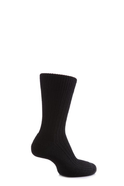 Mens 1 Pair Glenmuir Cushion Sole Wool Golf Socks Product Image