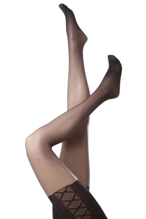 Ladies 1 Pair Aristoc Low Leg Toner Tights Product Image