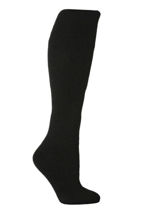 Ladies 1 Pair SOCKSHOP Long Heat Holders Thermal Socks Product Image