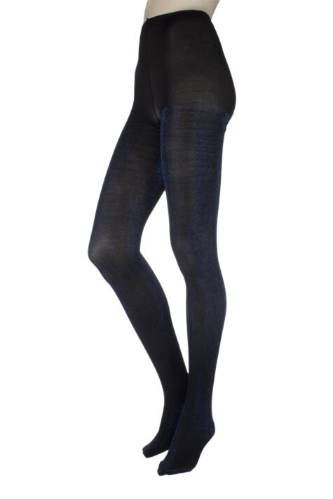 Ladies 1 Pair Jonathan Aston Glitz Glitter Tights Product Image