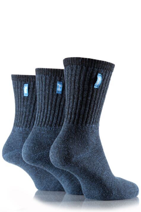 Ladies 3 Pair Jeep Vintage Socks Product Image