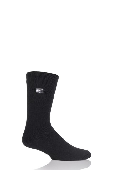 Mens 1 Pair Heat Holders 1.6 TOG Lite Socks Product Image
