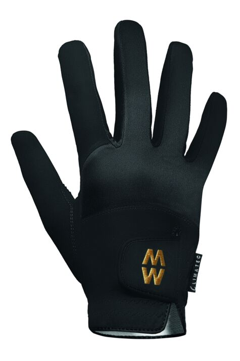 Mens and Ladies 1 Pair MacWet Short Climatec Sports Gloves Product Image