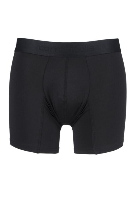 Mens 1 Pair Comfyballs Microfiber Longer Leg Boxer Shorts Product Image