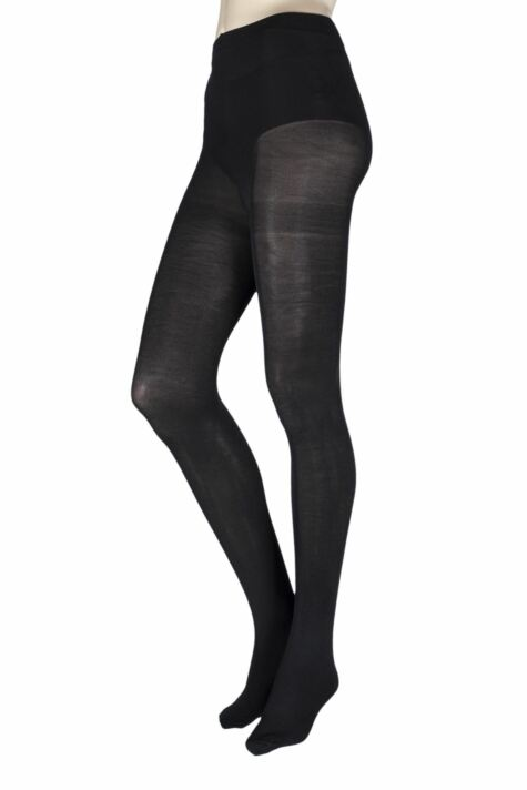 Ladies 1 Pair Pretty Legs 80 Denier Luxury Opaque Tights Product Image