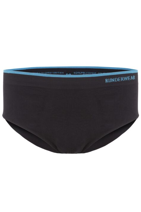 Mens 1 Pack Runderwear Running Support Briefs Product Image