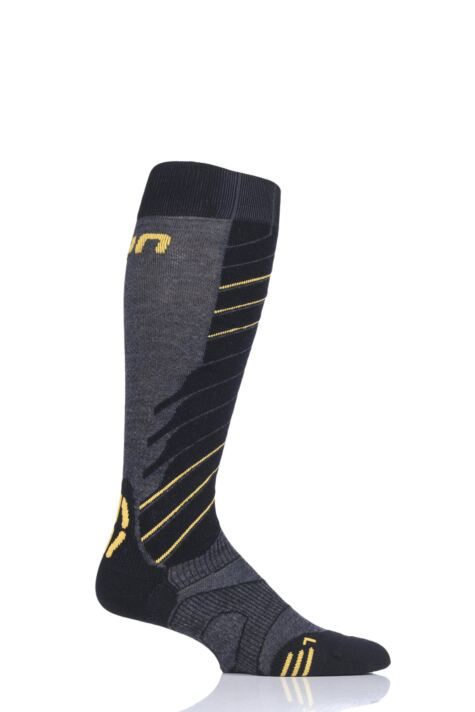 Mens and Ladies 1 Pair UYN Ultra Fit Ski Socks Product Image