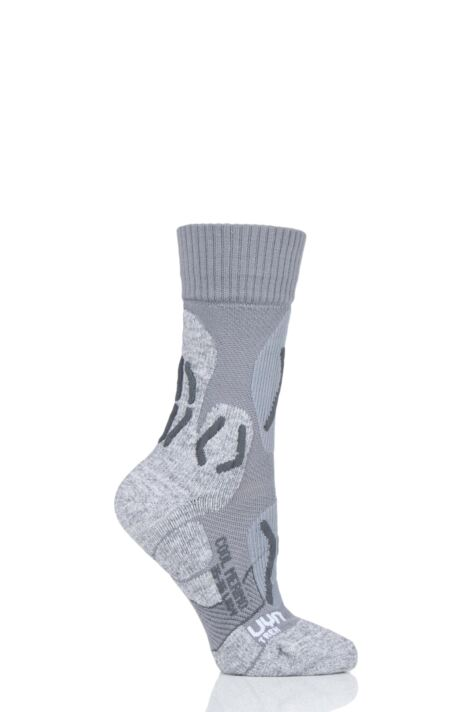 Ladies 1 Pair UYN Cool Merino Trekking Socks Product Image