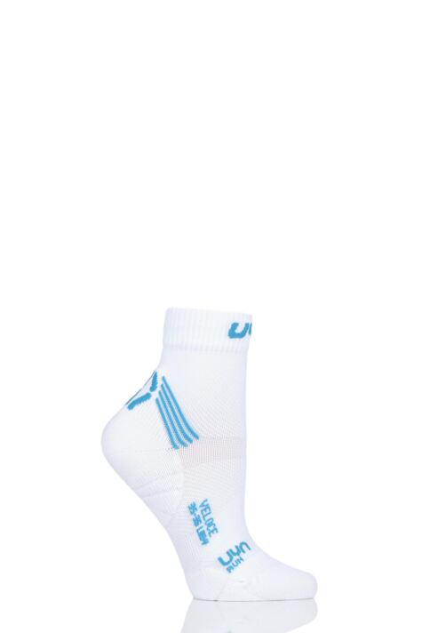 Ladies 1 Pair UYN Run Veloce Socks Product Image