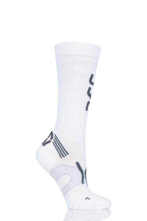 Ladies 1 Pair UYN Run Compression Fly Socks Product Image