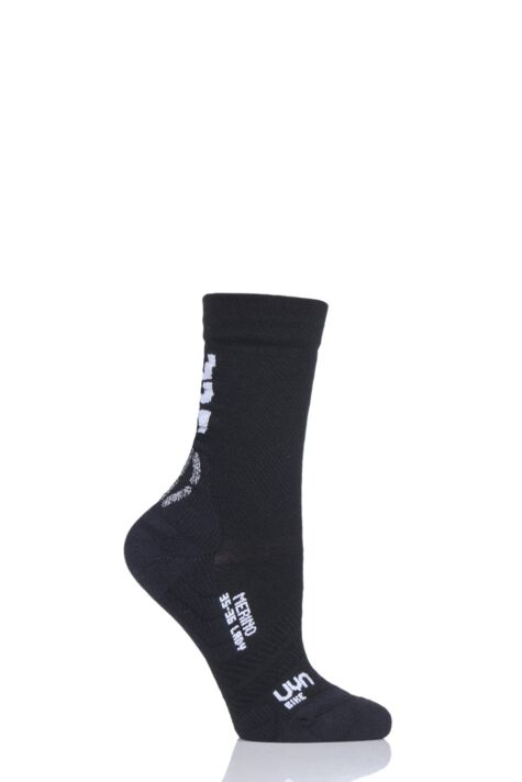 Ladies 1 Pair UYN Cycling Merino Wool Socks Product Image