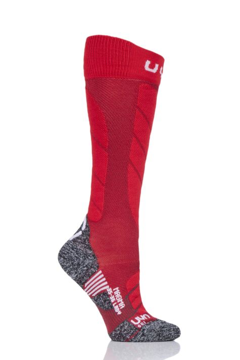 Ladies 1 Pair UYN Ski Magma Socks Product Image