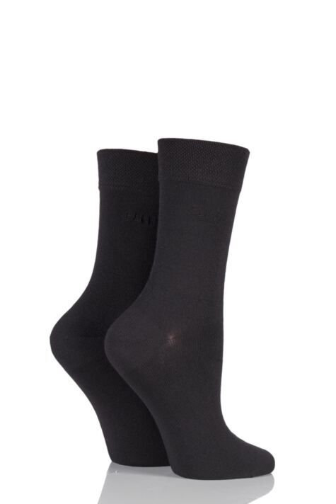 Plain Socks - Cocoa Product Image