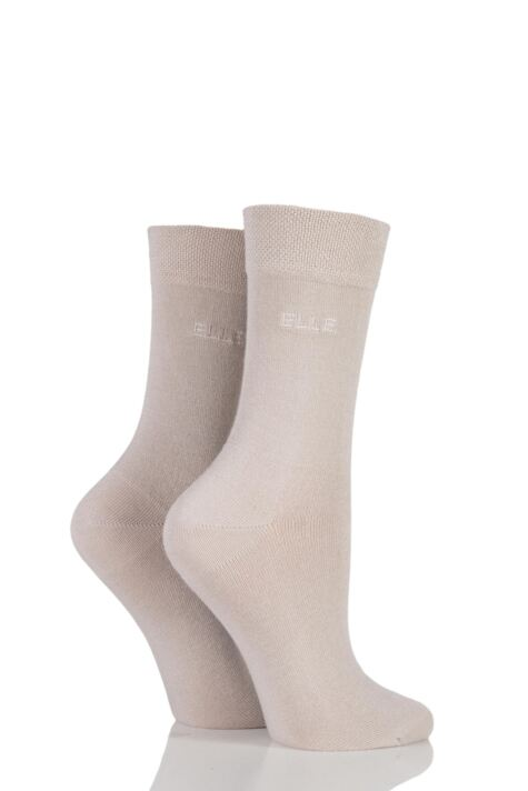 Plain Socks - Neutrals Product Image