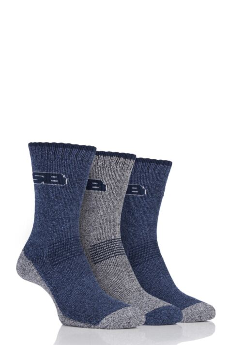 Ladies 3 Pair Storm Bloc Performance Boot Socks Product Image