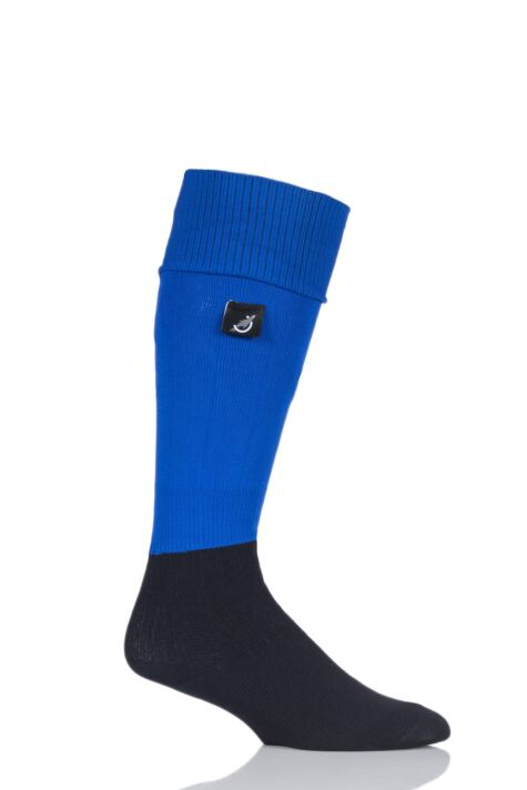 Mens and Ladies 1 Pair Sealskinz Football Socks Product Image