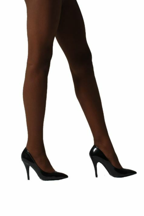 Ladies 1 Pair Pendeza 15 Denier Tone 20 Sheer Tights For Darker Skin Tones Product Image