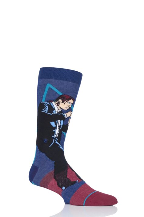 Mens and Ladies 1 Pair Stance Quentin Tarantino Collection I want to Dance Pulp Fiction Socks Product Image