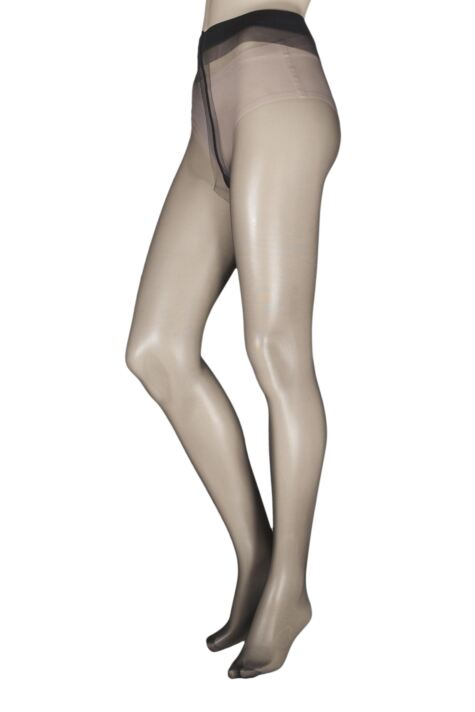 Ladies 1 Pair Oroblu Club 15 Sheer 15 Denier Tights Product Image