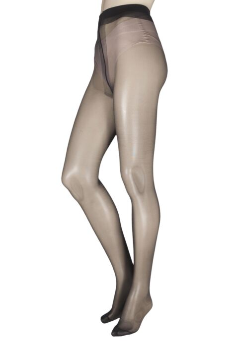 Ladies 1 Pair Oroblu Repos 40 Denier Graduated Compression Tights Product Image
