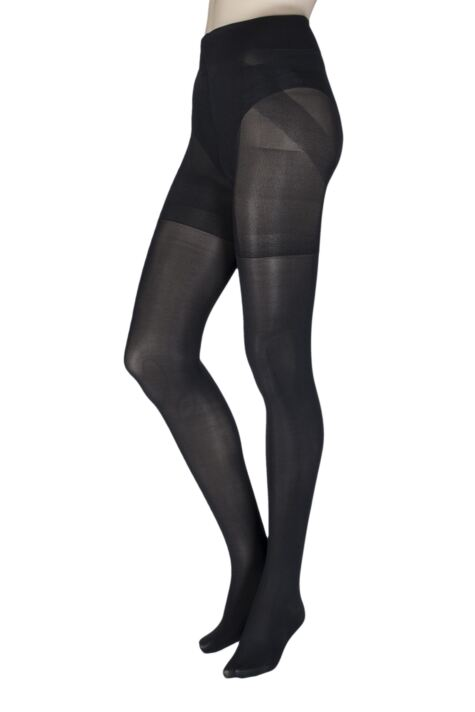 Ladies 1 Pair Oroblu Shock Up 60 Denier Shaping Tights Product Image