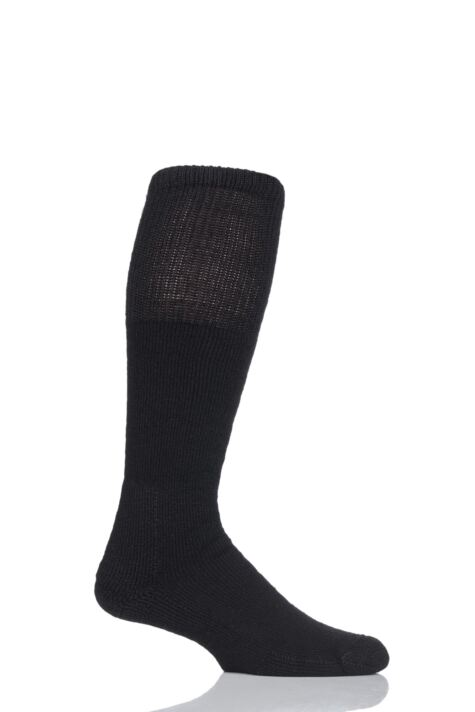 Mens and Ladies 1 Pair Thorlos Support Work Wear Socks Product Image