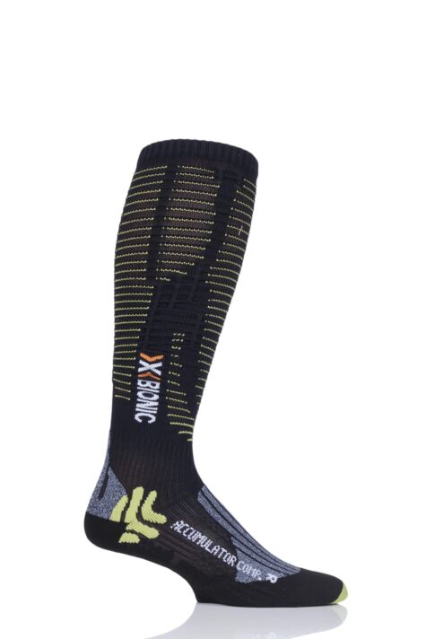 Mens and Ladies 1 Pair X-Socks Effektor Competition Running Socks Product Image