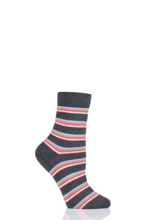 Ladies 1 Pair Tavi Noir Kate Organic Cotton Casual Socks Product Image