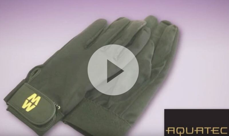 Demo - How Do MacWet Gloves Work?