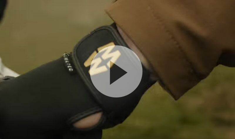 MacWet Gloves In Action - Perfect For Cycling