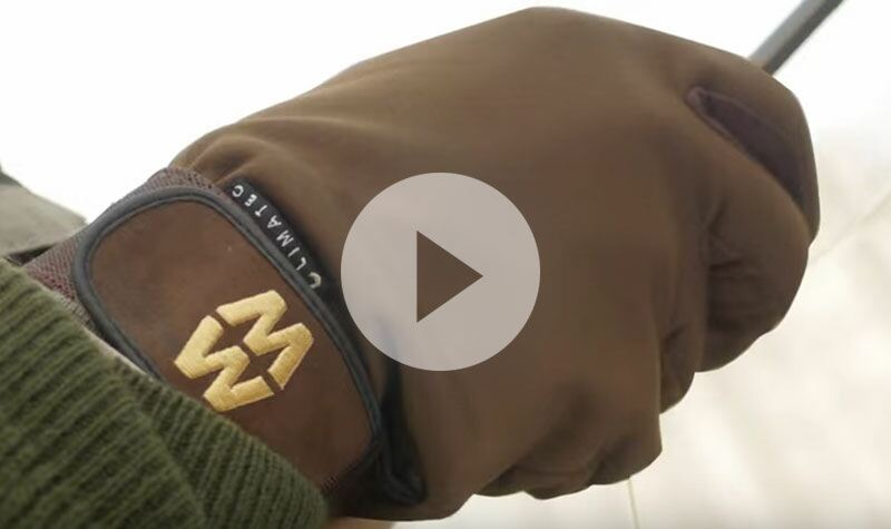 MacWet Gloves In Action - Perfect For Fishing