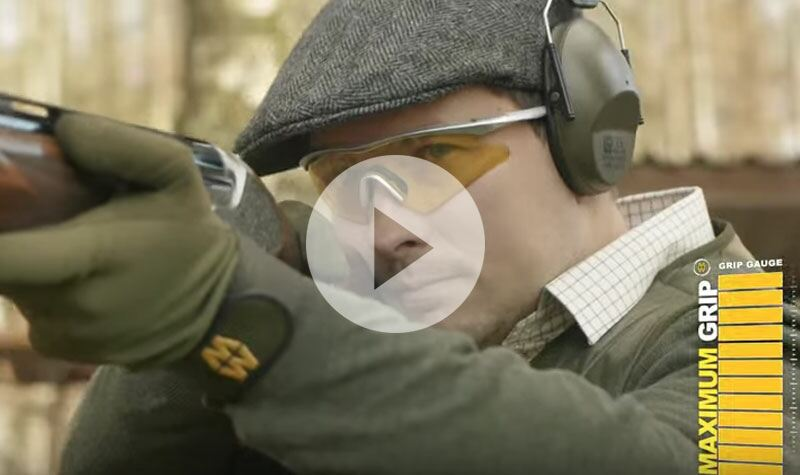 MacWet Gloves In Action - Perfect For Shooting
