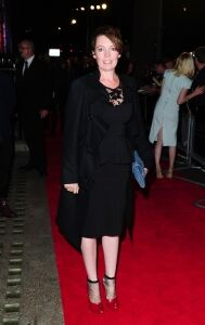 Ankle socks for Olivia Colman