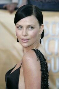Luck of the Irish for Charlize