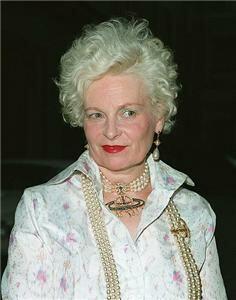 Vivienne Westwood: Hosiery creates elegance