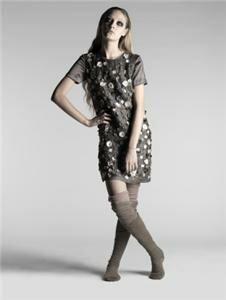 Gossip Girl inspires legwear lovers
